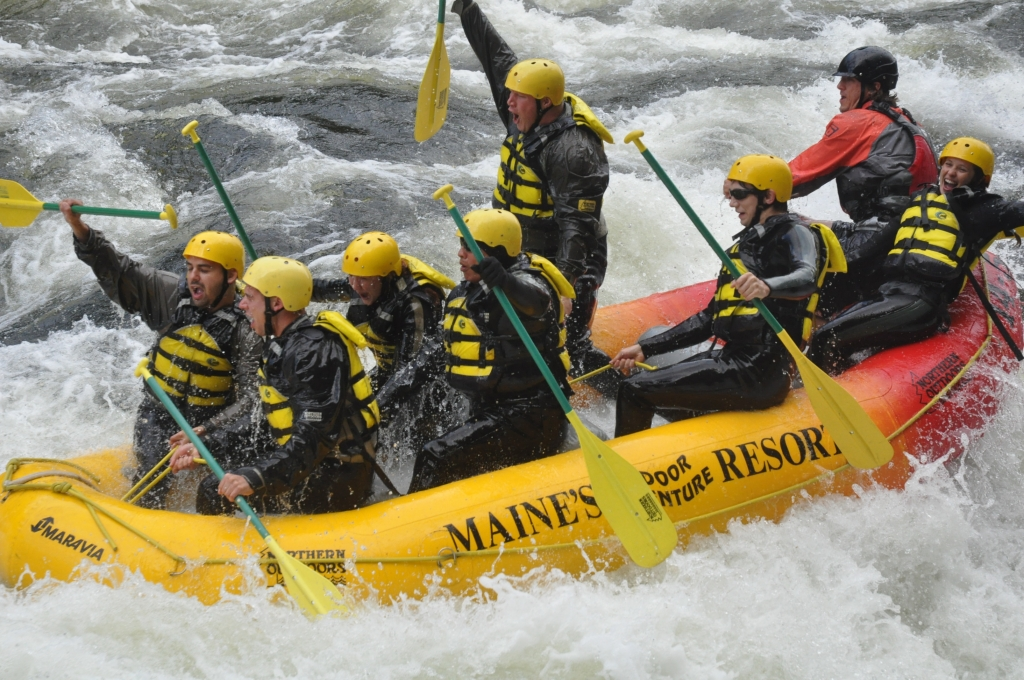 White Water Rafting 2016