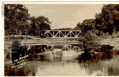 The Old Bridge in Fairfield