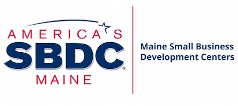 Maine Small Business Development Center Logo