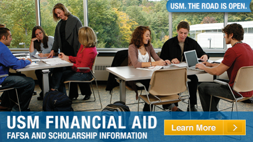 USM Financial Aid & Scholarships