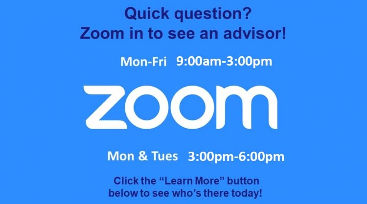 Drop-ins between 9am-3pm Monday-Friday/until 6pm Monday & Tuesday.  Please click Get Started below.
