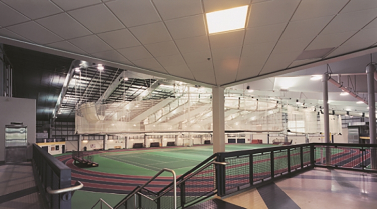 Costello Sports Complex indoor track