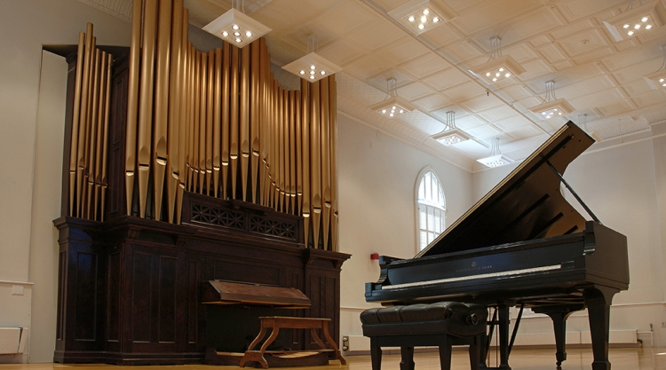 Corthell Concert Hall, Gorham Campus