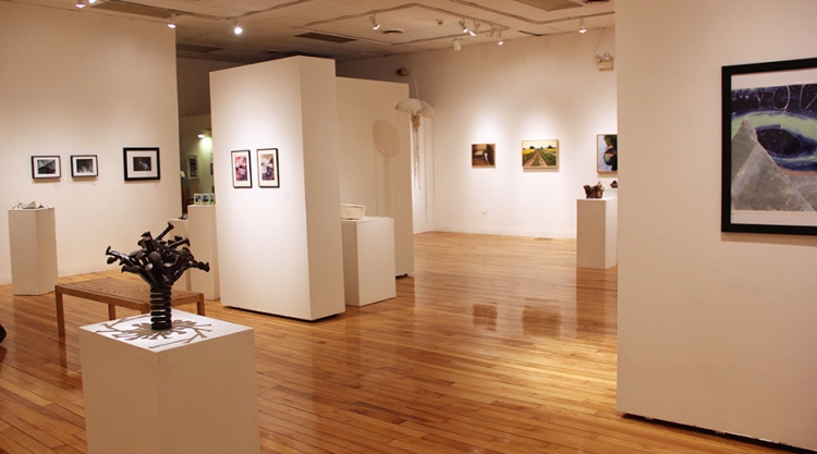 Juried Student Show 2018-USM Art Gallery