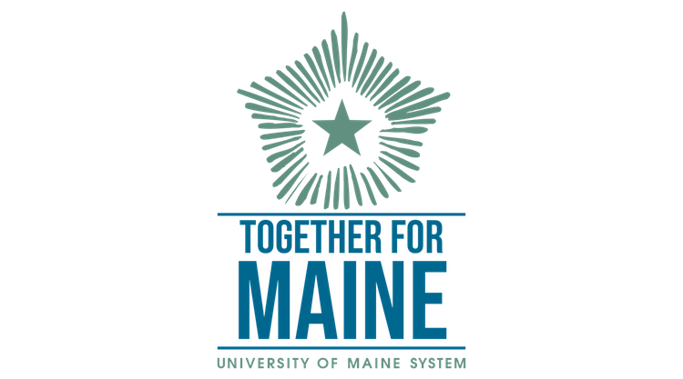 The Together for Maine Website logo