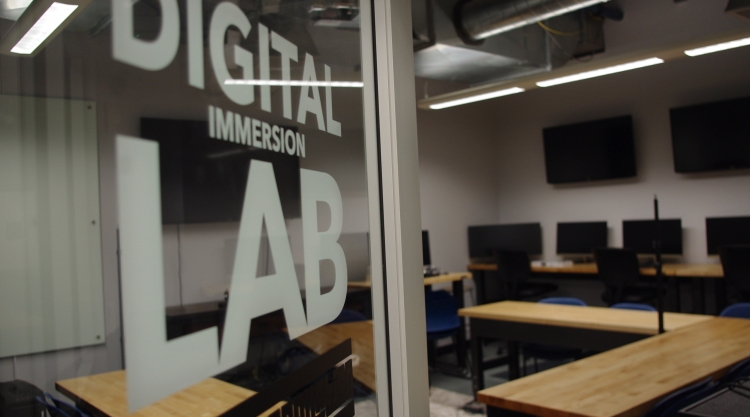 Picture of the MIST: Digital Immersion Lab