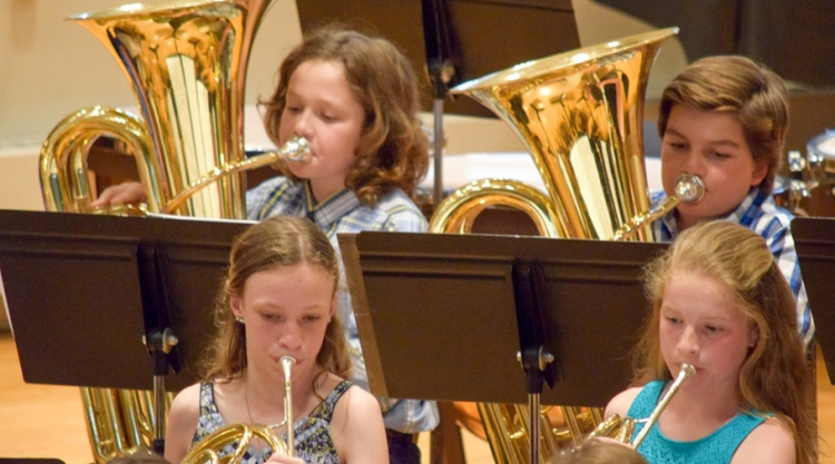 Southern Maine Youth Band Day Camp