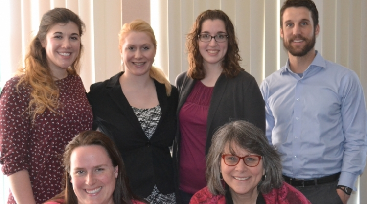 Muskie Public Health Education Corps group photo