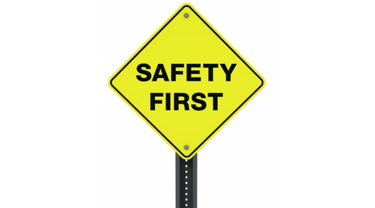 importance of safety