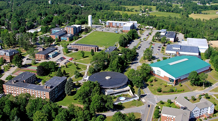 Our Gorham campus