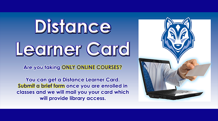 Distance Learner Cards