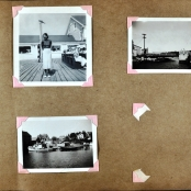 Page Eleven of African American Maine Photograph Album