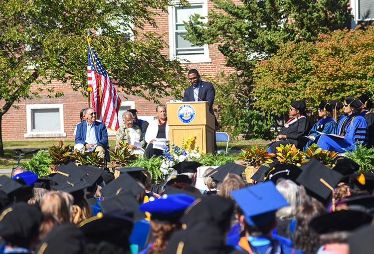 USM Convocation highlights Race and Participatory Democracy