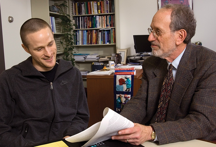 A focus on academic advising for student success