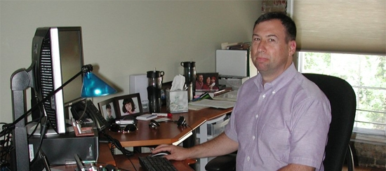 Brian Cabana, Quantrix Engineering Manager / Lead Engineer, 2002 USM Alumnus