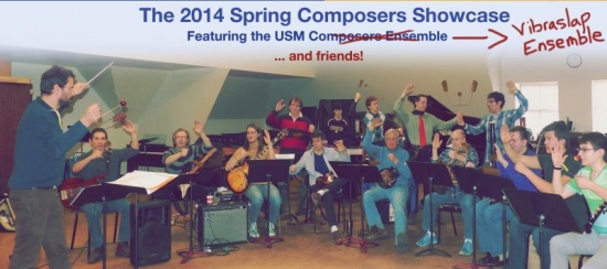 Composers Ensemble Showcase Concert