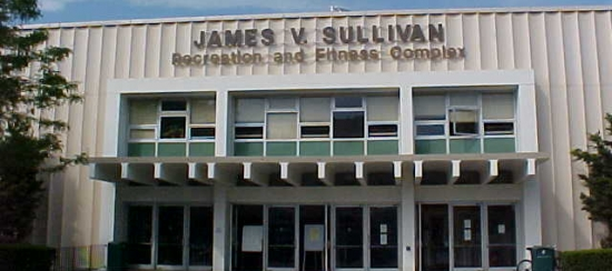USM Sullivan Recreation & Fitness Complex, Portland Campus