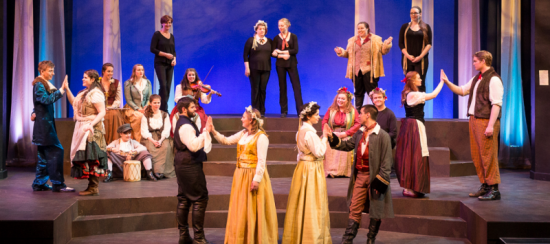 The 2014-2015 season has come to a close. Let's take a look back at the productions!