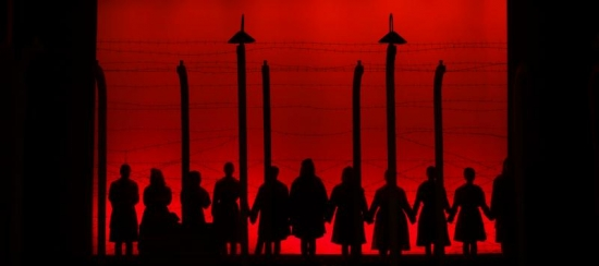 "USM students in the 2013-2014 production of ""In the Underworld"""