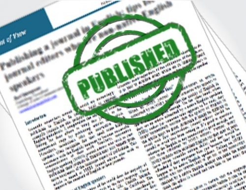 MSW graduates published in peer-reviewed journal | Office of