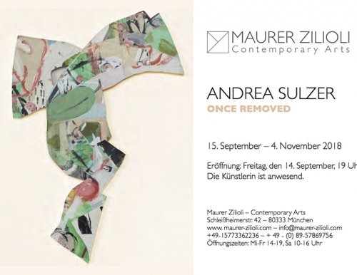 Andrea Sulzer Once Removed