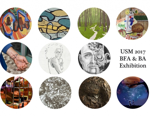 BFA & BA 2017 Exhibition