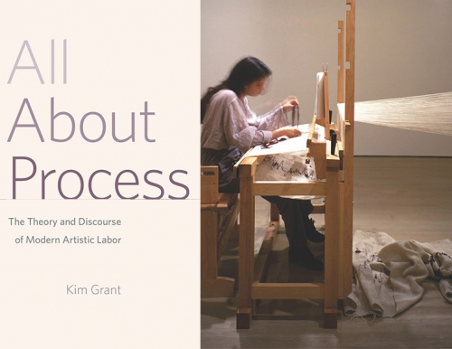 Kim Grant's book Cover: All About Process