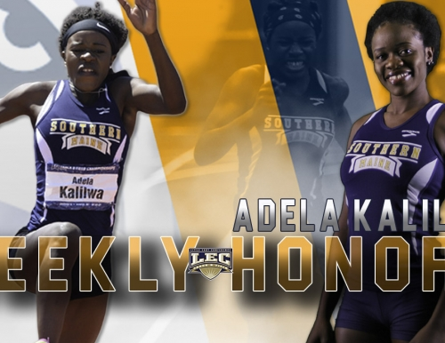 Adela Kalilwa Named Little East Conference Field Athlete of the Week
