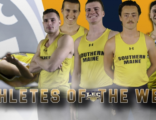 USM Senior Men's Track and Field Athletes