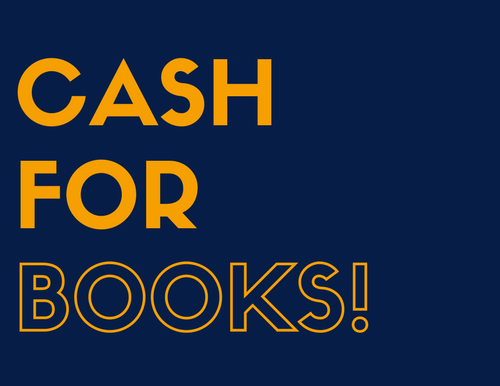 Cash for Books!