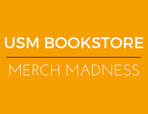 USM Bookstore Merch Madness