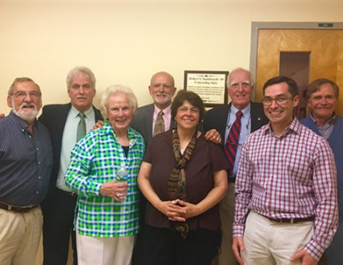 Southworth Lab Dedication