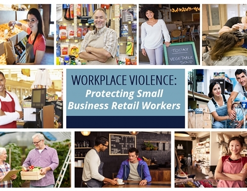 Workplace Violence Prevention collage