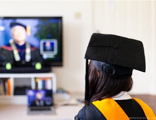 2020 Virtual Graduation for Maine's Youth in Foster Care   Cutler Institute    University of Southern Maine