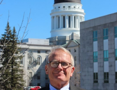 Henry Ingwersen at the State House
