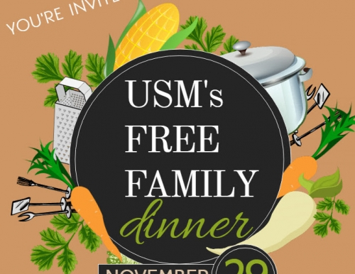 Campus Kitchen Family Dinner image