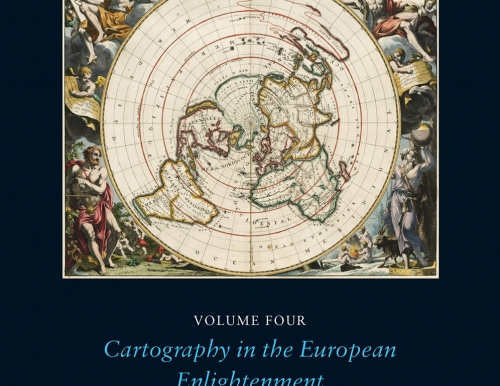 Book Cover History of Cartography Image