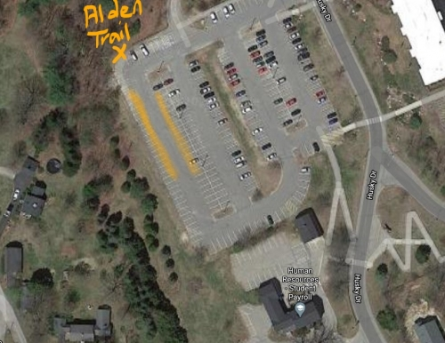 Where to park for the Alden Trail