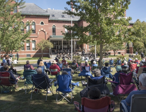16th Annual Old-Fashioned Outdoor Band Concert