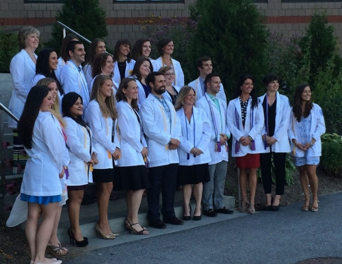 School of Nursing Accelerated Class of 2015