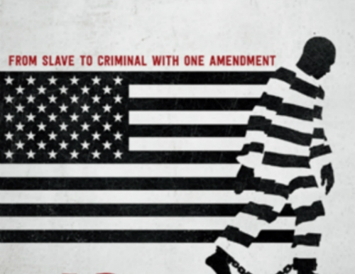 """13th"" film poster"