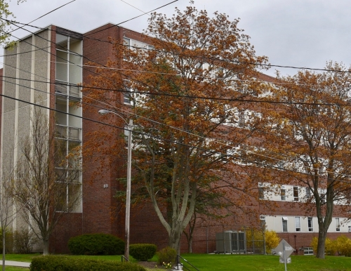 Image of Luther-Bonney Hall