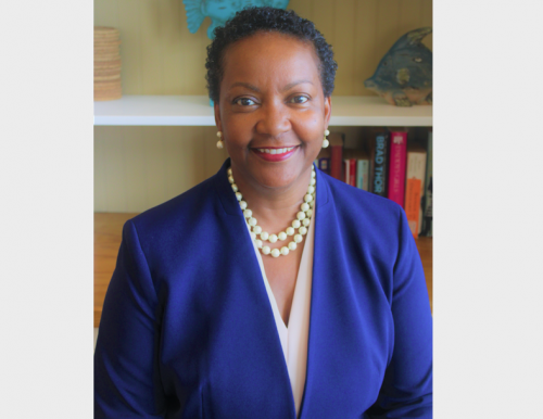 Portrait of Idella Glenn, Associate Vice President for Equity, Inclusion and Community Impact