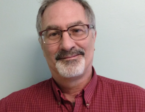 Photo of professor Michael Hillard