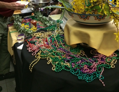 Mardi Gras at USM