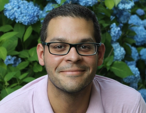 Photo of Daniel Martinez, assistant professor in USM's Department of Environmental Science and Policy