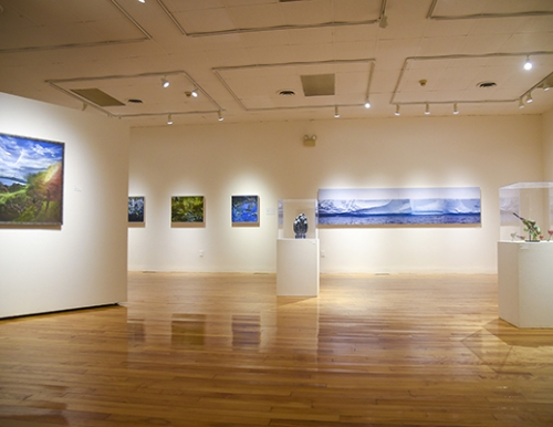 Resonance & Memory at the USM Art Gallery