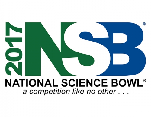 The U.S. Department of Energy Office of Science manages the National Science Bowl®, and sponsors the NSB finals competition.