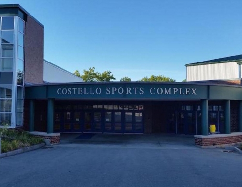 photo of sports complex