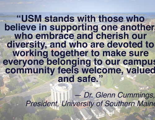 USM condemns hatred and violence